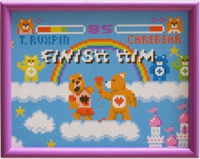 teddy_ruxpin_care_bear_fight