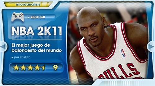 Análisis NBA 2K11