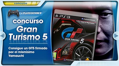 Concurso Gran Turismo 5