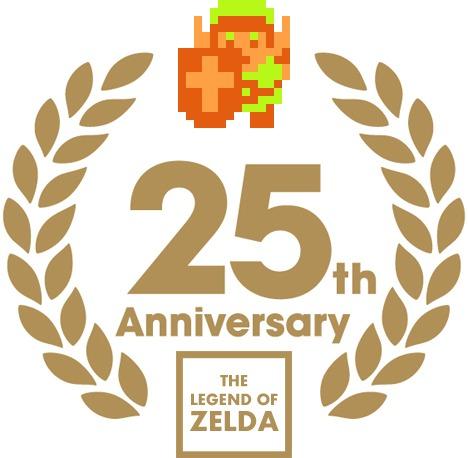 25 aniversario de Legend of Zelda