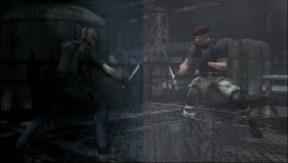 Resident Evil 4 vs Resident Evil 4 en HD