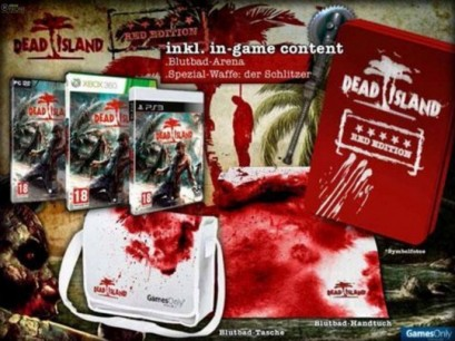 Dead Island Red Edition