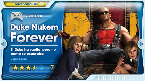 Análisis Duke Nukem Forever