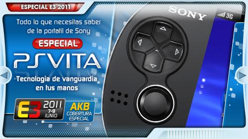 Especial sobre la nueva PS Vita