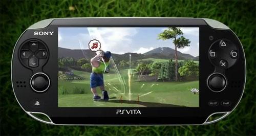 Everybody's Golf en PlayStation Vita