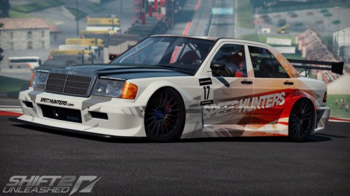 Shift 2: Pack Speedhunters