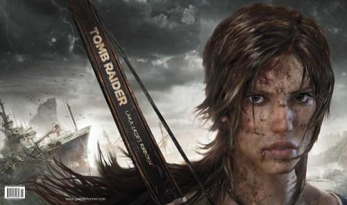 Lara Croft Reborn