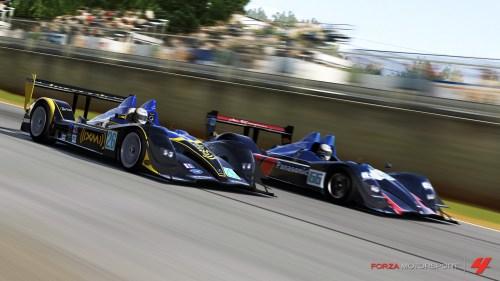 Forza 4 Acura ARX-01b vs Panasonic
