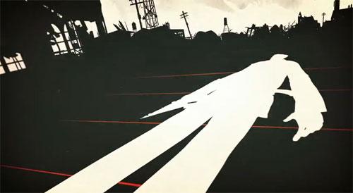 Resistance 3: Teaser Trailer diseño Olly Moss