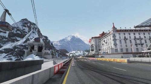 Forza Motorsport 4: Entorno de Los Alpes