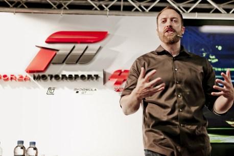 Dan Greenawalt Turn 10 Forza 4