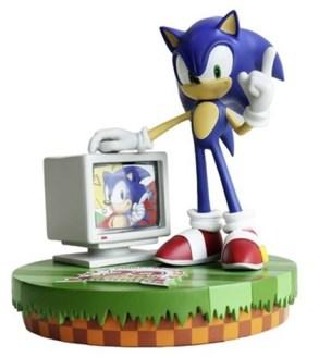 Estatua Sonic