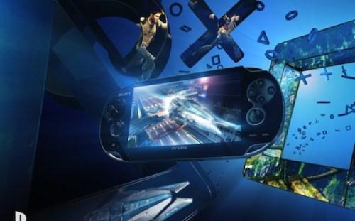 PS Vita TGS