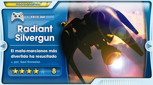 Radiant Silvergun HD