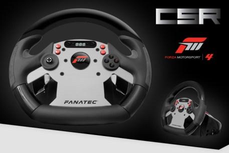 Fanatec CSR para Forza 4