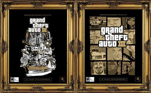 GTA III 10º Aniversario