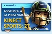 Evento Kinect Sports 2