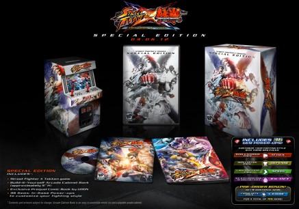Street Fighter x Tekken Edición Especial
