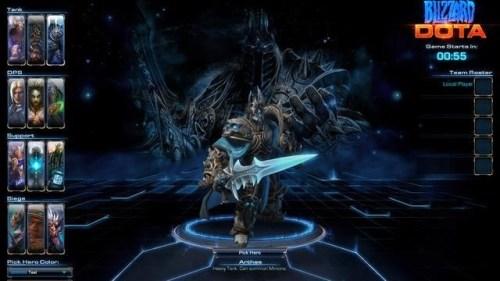 Blizzard DOTA