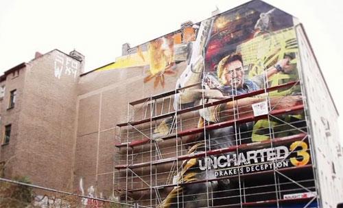Graffitti Uncharted 3