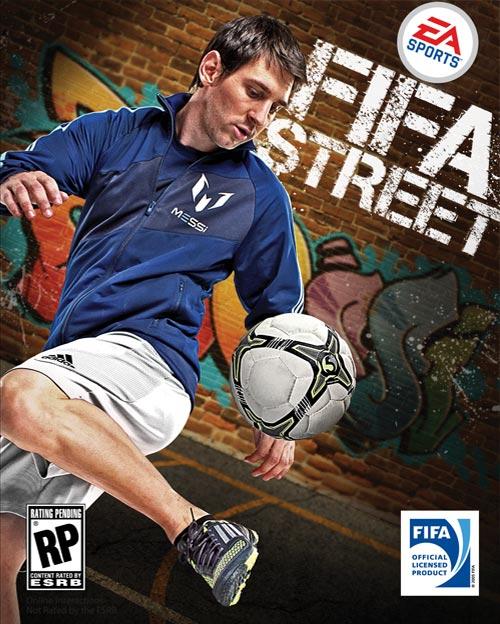 [AKB] FIFA Street