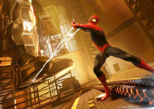 Spider-man Edge of Time title=