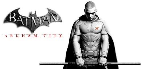 robin arkham city