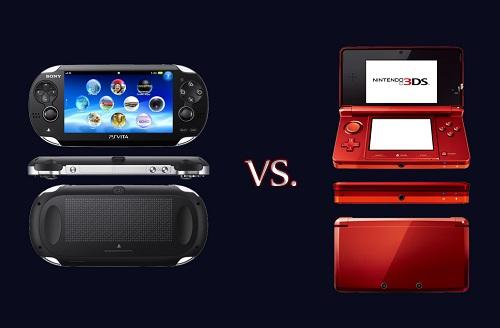 [AKB] 3DS vs Vita