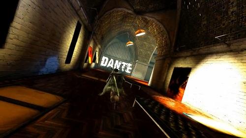[AKB] Dante Escape