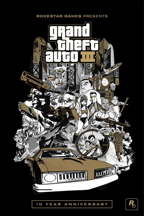 [AKB] GTA III