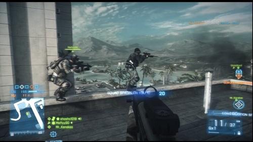 [AKB] Battlefield 3