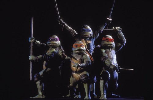 [AKB] Tortugas Ninja
