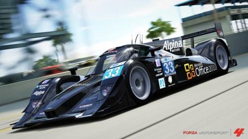 Honda #33 Motorsport Lola