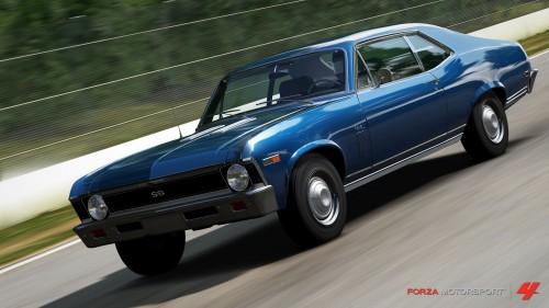 1969 Chevrolet Nova SS 396