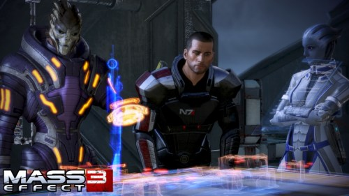 [AKB] Mass Effect 3