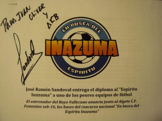 Espíritu Inazuma