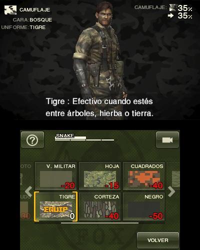 Metal Gear 3D