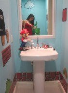 El baño de Super Mario