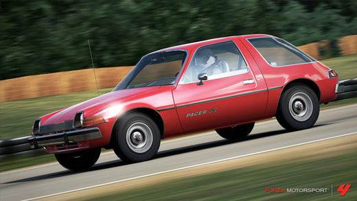 1977 AMC Pacer Forza 4
