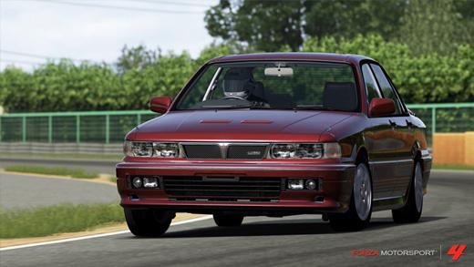 1992 Mitsubishi Galant VR4