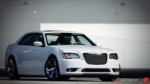 2012 Chrysler 300 SRT8 Forza 4