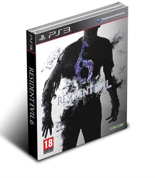 [AKB] Resident Evil 6 Coleccionista
