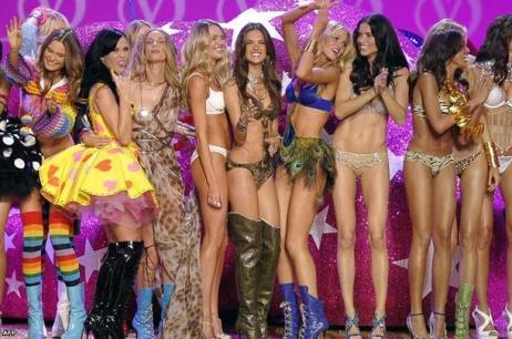 Los Ángeles de Victoria's Secret son GOTY