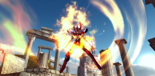 Saint Seiya: Sanctuary Battle