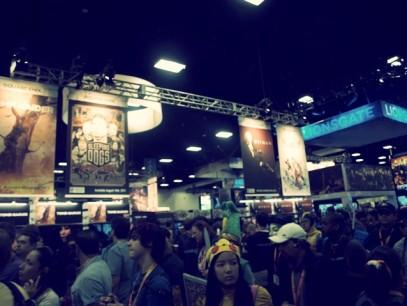 Ambientazo en la Comic-Con 2012