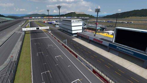 Twin Ring Motegi en Gran Turismo 5