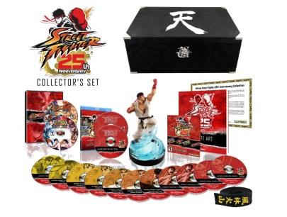 Edición Street Fighter 25th Anniversary