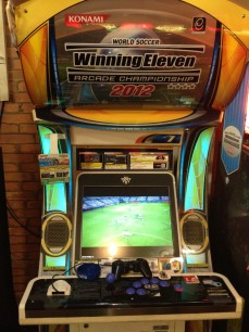 Recreativa Winning Eleven 2012