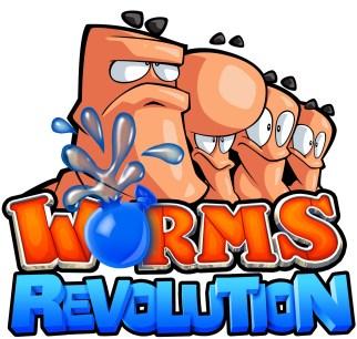 Logo de Worms Revolution