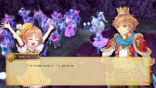 New Little King's Story para PS Vita